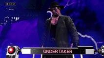 WWE 2K16 [SIMULATION] Undertaker vs Bray Wyatt | Wrestlemania 31 Highlights