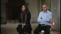INFRAROUGE: Expulsions la honte : extrait Magali et Paulo