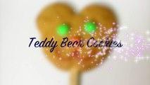 Teddy Bear Cookies   Kids Special Dessert Recipe