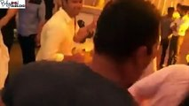 Salman Khan Dancing At Arpita Khan's Baby Shower -