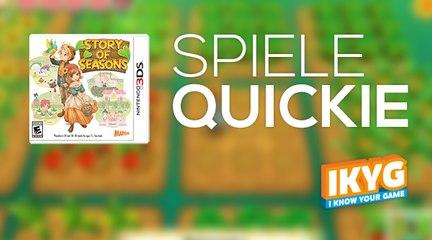 Der Spiele-Quickie - Story of Seasons