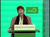 Karin Schmitt-Promny - Bewerbungsrede für die Europaliste 2009 von BÜNDNIS 90/DIE GRÜNEN
