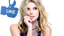 Ashley Benson - I love jeans, T-shirts, boots, and tennis sh...