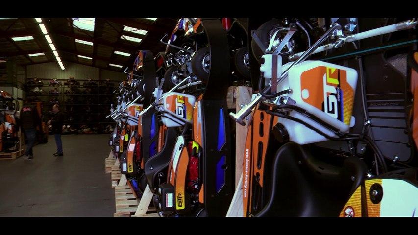 Karting Le Mans - Les nouveaux Karting sont arrivés !