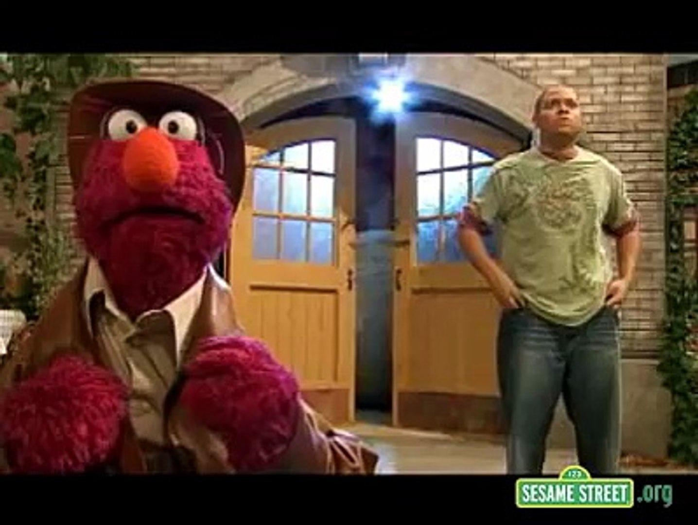 Sesame Street - The Golden Triangle of Destiny