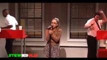 Ariana Grande imite les plus grandes stars de la Pop !