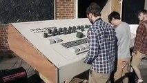 BIG ROLAND TR-909 experimentation !