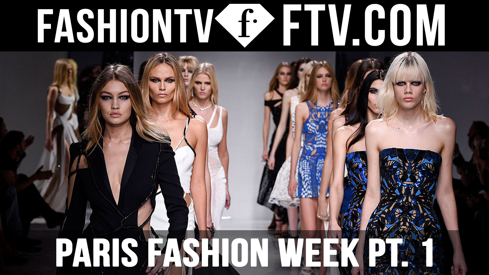 Paris Fashion Week Fall/Winter 2016-17 pt. 1 | FTV.com