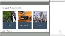 Améliorer votre ROI Mobile: Conversion des utilisateurs d'applications mobiles | HPE et Azetone