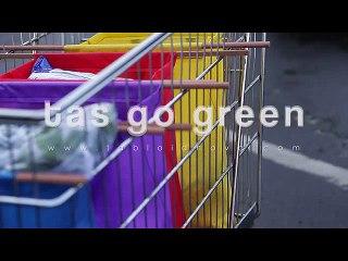 Cara Membuat Trolley Bags - Let's Go Green