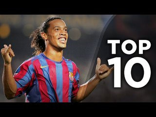 10 Greatest Brazilians To Play In Europe