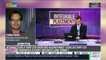 """Les Robots: """"Le secteur de la finance reste optimiste"""", Yann Finck - 16/03"""
