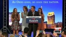 Trump, Clinton, Kasich big winners on mini Super Tuesday