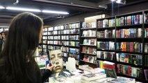 Hall du Livre Nancy : Isabelle Gegoux présente le nouvel espace littérature jeunes adultes