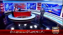 Ary News Headlines 14 March 2016 , Another MQM Member Join Mustafa Kamal Party