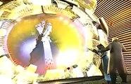 Final Fantasy VIII - Seifer Pushes Rinoa Towards Adel