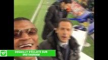 Zap Foot du 16 mars: Neuer est prêt pour affronter la Juventus, Desailly s'éclate sur Instagram, ce soir c'est Ligue des Champions etc.
