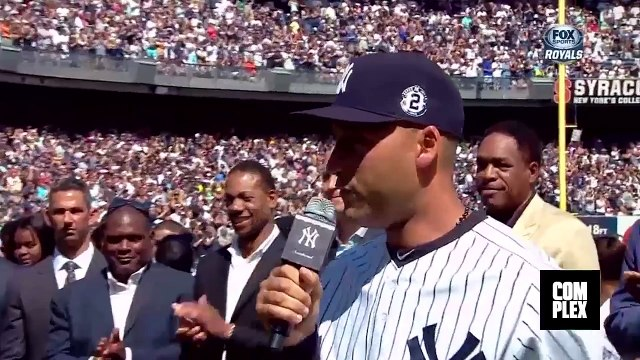 The Best Questions Derek Jeter DIDN'T Answer During His Twitter Q & A
