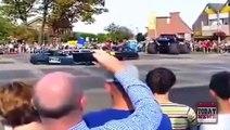 Xe biểu diễn tông vào khán giả làm 3 người chết :(