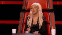 Christina Aguilera - I Will Always Love You [Whitney Houston]  on The Voice 2016