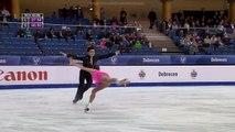 JWC2016 Anastasia MISHINA / Vladislav MIRZOEV SP