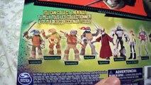 Unboxing Review Teenage Mutant Ninja Turtles TMNT Raphael Nickelodeon Figure playmates spi