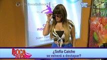 La imagen sexy de Sofía Caiche en televisión sigue vigente, pero ¿Será que ella haría un desnudo?