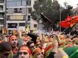 اللبنانيون يحيون ذكرى عاشوراء بمسيرات حاشدة