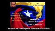 Noel Alejandro Leal Rojas / En comunismo, Ud. No es dueño ni de su miseria