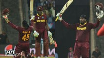 T20 WC Chris Gayles 100 off 47 balls WI Thrashed England