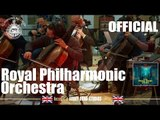 Royal Philharmonic Orchestra plays Comfortably Numb  (Prog Rock Classics)