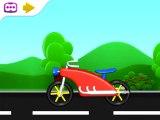 Mon Petit Moto: dessin animé francais pour les enfants  Dessins Animés En Français