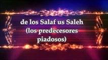 Él rechaza los Ahadiz de beber la orina del camello y ser paciente con el gobernante