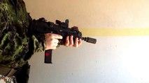 (Airsoft) KSC TMP, KSC MP7, Glock 17, Derringer, L85 GBB and GBB UZI