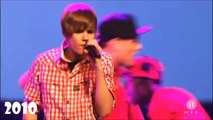 Justin Bieber Baby Live Performances 2009 2015 - video