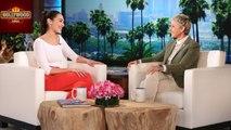 Wonder Woman Gal Gadot On The Ellen Show | Batman Vs Superman | Hollywood Asia