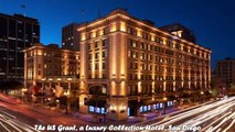 Hotels in San Diego The US Grant a Luxury Collection Hotel San Diego California