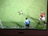 AS Rome - Inter Milan 1' Adriano (Joe Cole)