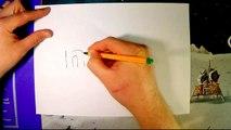 Time Lapse Thursday - A Quick Logo Doodle - Twohundredby200 (Fife)