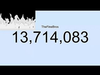 reddit reacts to the fine bros falling sub count