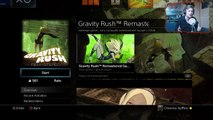 """Let's Play Gravity Rush Remastered Episode 1 """"I'm a gravity shifter!"""" (English)"""