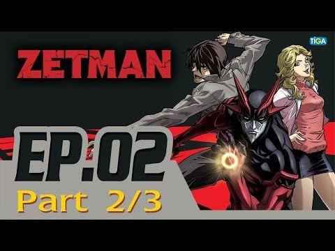 Zetman EP 2 ตอน วางเพลิง P2/3