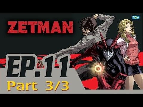 Zetman EP 11 ตอน หุ่นเชิด P3/3