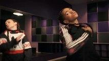 Danse : chorégraphie hallucinante de deux jeunes