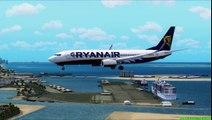 Flight Simulator 2014 || Extreme Graphics - Ryanair [HD]