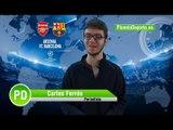 UEFA Champions League: El Arsenal aprieta al Barça pero sucumbe ante Messi, Suárez y Neymar