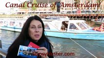 Cruise the Canals of Amsterdam!