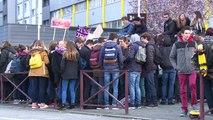 Nantes : plusieurs lycées bloqués