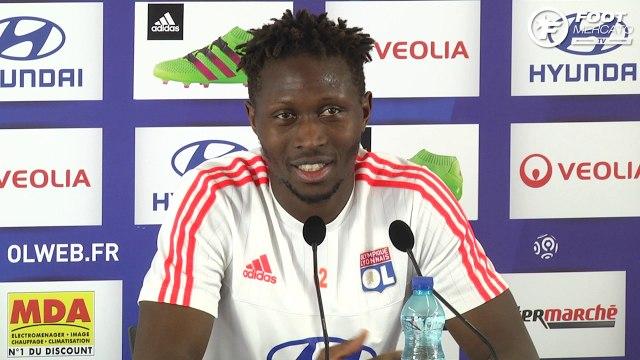 Yanga-Mbiwa et sa confrontation avec Ibrahimovic