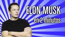 Elon Musk: la historia de un genio en dos minutos